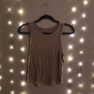 American Eagle soft and sexy tank top- size L